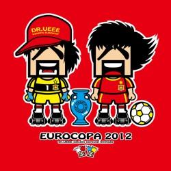 Eurocup Captain Tsubasa tshirt