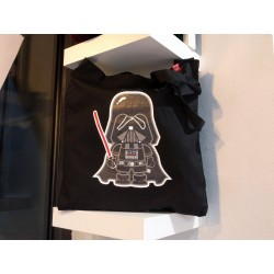 Bolso Darth Vader Negro