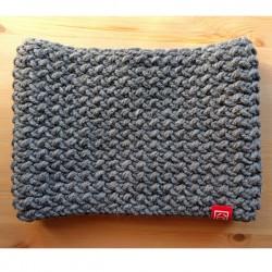 Dark grey scarf
