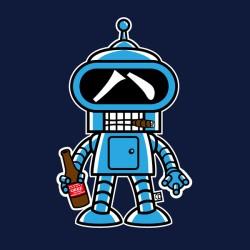 Bender tshirt